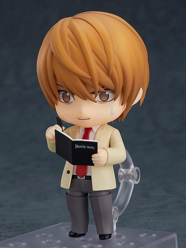 Light Yagami 2.0 Death Note Nendoroid Figure