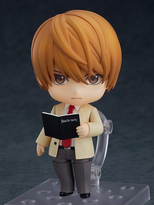 Light Yagami 2.0 Death Note Nendoroid Figure