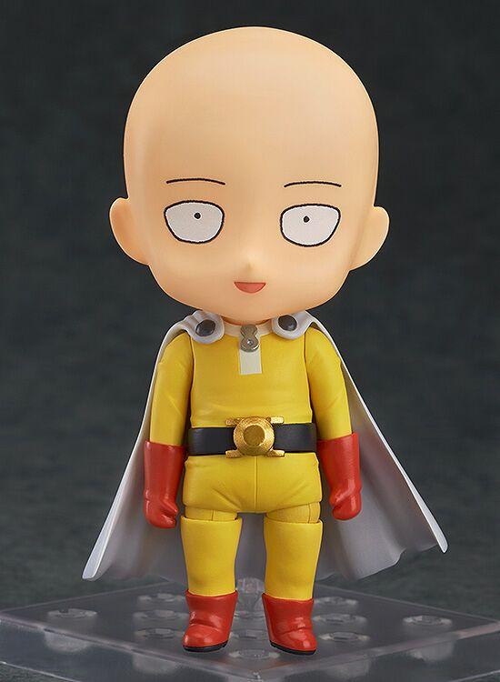 Saitama (Re-Run) One Punch Man Nendoroid Figure