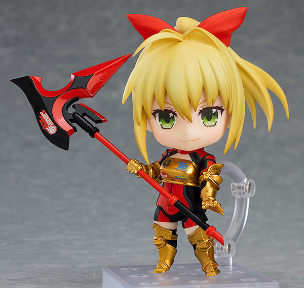 Nero Claudius Racing Ver Fate Grand Order Nendoroid Figure