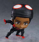 Miles Morales Spider-Verse Edition DX Ver Spider-Man Into the Spider-Verse Nendoroid Figure