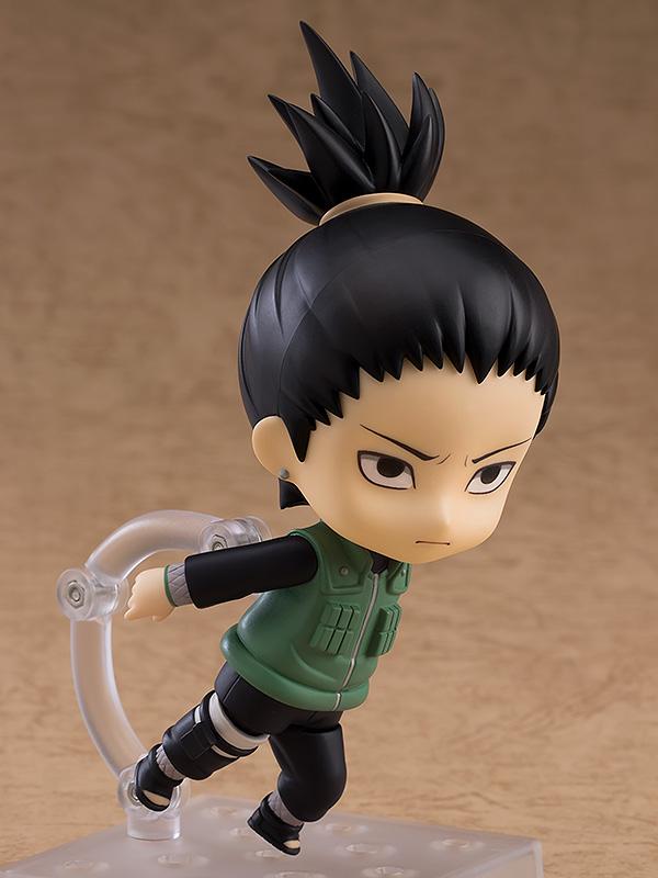 Shikamaru Nara Naruto Shippuden Nendoroid Figure