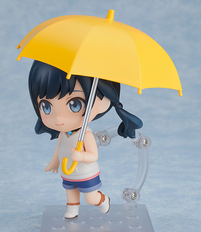 Hina Amano Weathering with You Nendoroid Figure