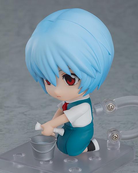 Rei Ayanami Rebuild of Evangelion Nendoroid Figure