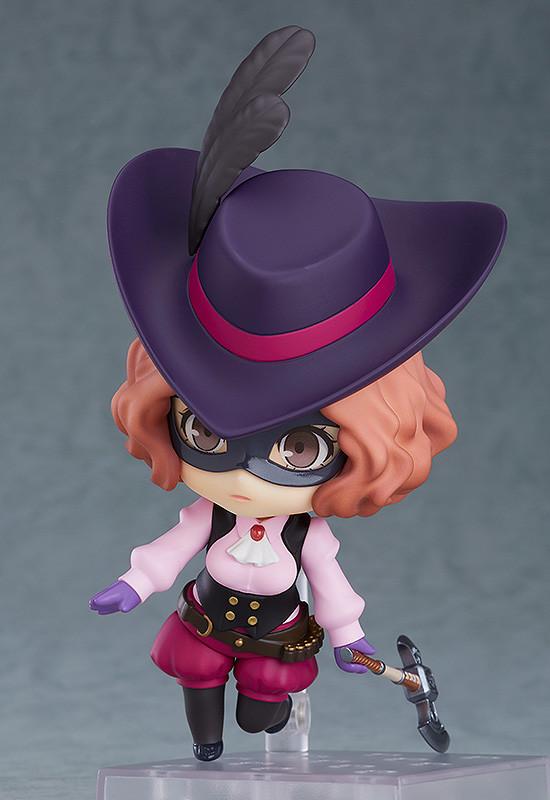 Haru Okumura Phantom Thief Ver Persona 5 Nendoroid Figure