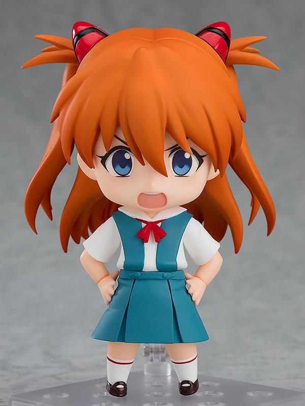 Asuka Shikinami Langley Rebuild of Evangelion Nendoroid Figure