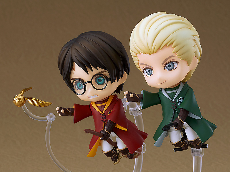 Draco Malfoy Quidditch Ver Harry Potter Nendoroid Figure