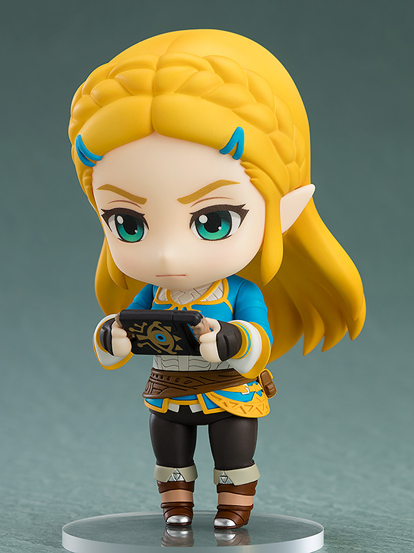 Zelda The Legend of Zelda Breath of the Wild Nendoroid Figure