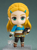 Zelda The Legend of Zelda Breath of the Wild Nendoroid Figure