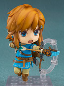 Link (3rd-run) The Legend of Zelda Breath of the Wild Nendoroid Figure