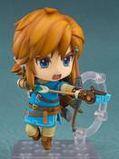 Link (3rd-run) The Legend of Zelda Breath of the Wild Nendoroid Figure