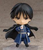 Roy Mustang (Re-run) Fullmetal Alchemist Nendoroid Figure
