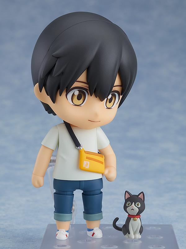 Hodaka Morishima Weathering With You Nendoroid Figure