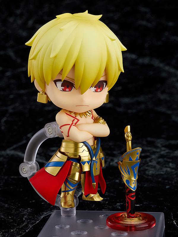 Archer/Gilgamesh Third Ascension Ver Fate/Grand Order Nendoroid Figure