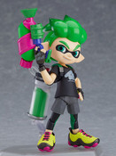Inkling Splatoon Boys DX Edition Figma Figure