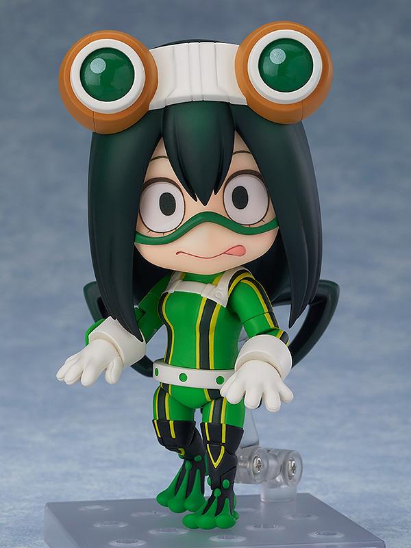 Tsuyu Asui My Hero Academia Nendoroid Figure