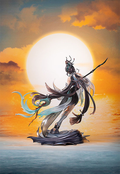 Da Qiao Baiheliang Goddess Ver King of Glory Figure