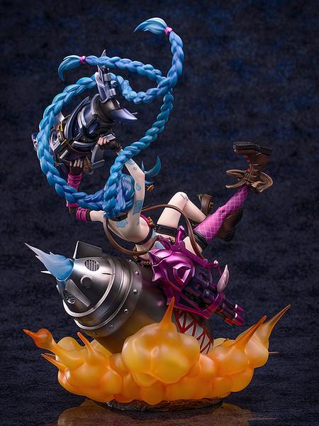 Jinx League of Legends Figure
