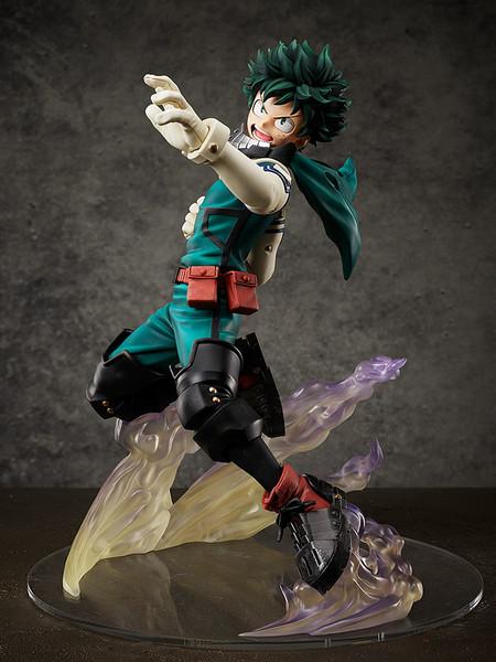 Izuku Midoriya Hero Uniform Ver My Hero Academia Figure