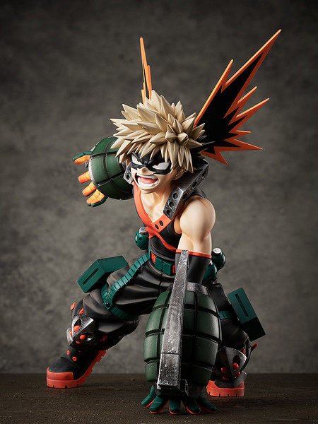 Katsuki Bakugo Hero Uniform Ver My Hero Academia Figure