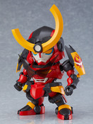 Gurren Lagann Super Deformed MODEROID Model Kit