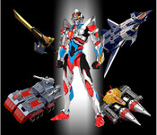 Gridman DX Assist Weapon Set SSSS.GRIDMAN Figure
