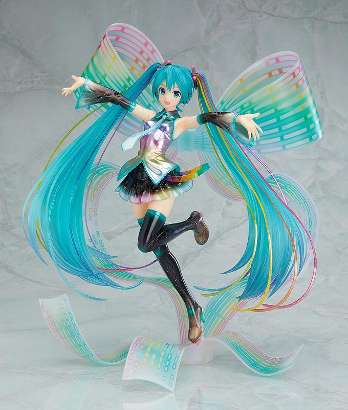 Hatsune Miku 10th Anniversary Ver Memorial Box Vocaloid Figure 4580416940405