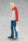 Saitama OPPAI Hoodie Ver One-Punch Man Pop Up Parade Figure