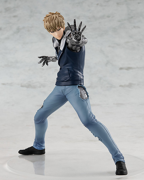 Genos One-Punch Man Pop Up Parade Figure