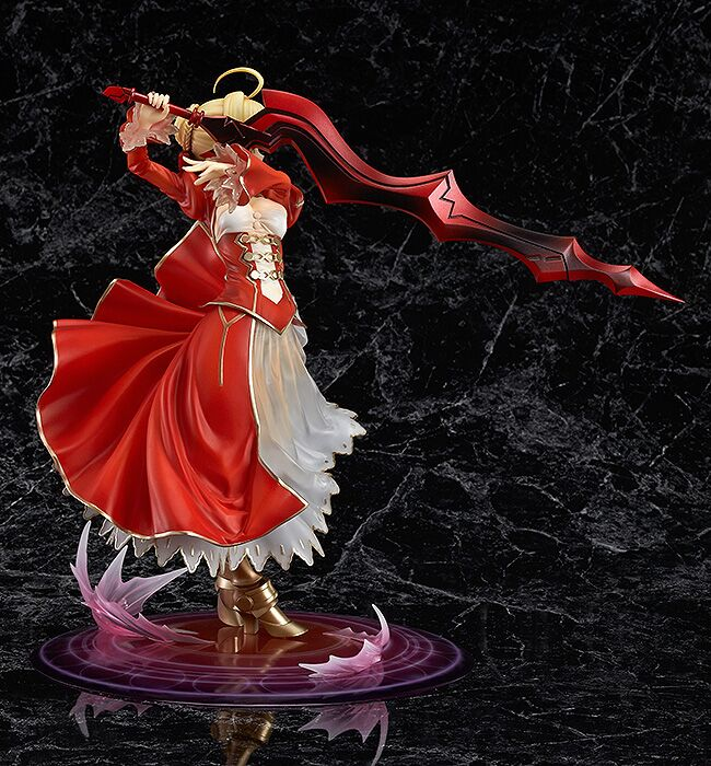 Saber Extra (Re-Run) Fate/EXTRA Figure