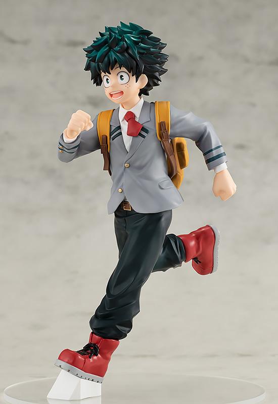 Izuku Midoriya School Uniform Ver My Hero Academia Pop Up Parade Figure