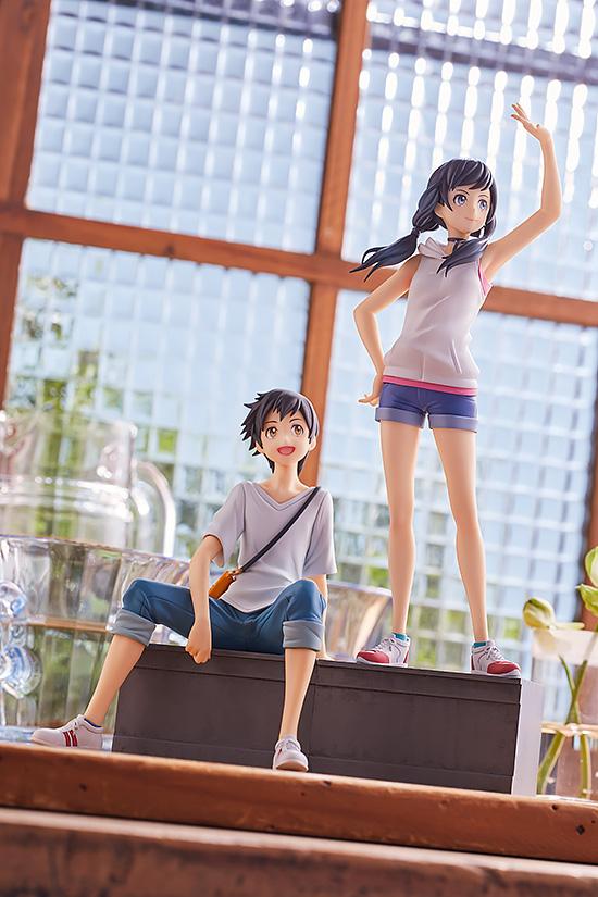 Hina Amano Weathering With You Pop Up Parade Figure