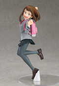 Ochaco Uraraka School Uniform Ver My Hero Academia Pop Up Parade Figure