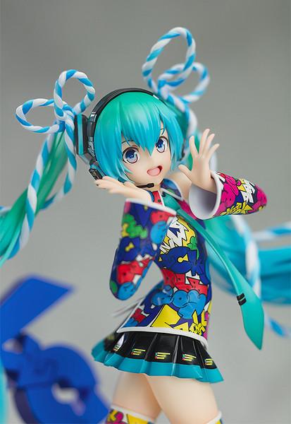 Hatsune Miku MIKU EXPO 5th Anniversary Lucky Orb UTA x KASOKU Ver Vocaloid Figure