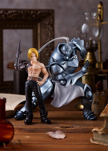 Edward Elric Fullmetal Alchemist Brotherhood Pop Up Parade Figure