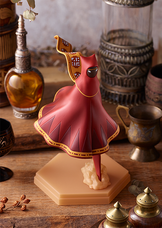 The Traveler Journey Pop Up Parade Figure