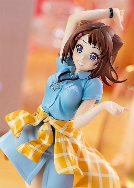 Kasumi Toyama BanG Dream! Girls Band Party! Pop Up Parade Figure