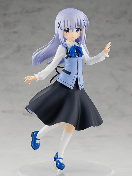 Chino Is the Order a Rabbit? BLOOM Pop Up Parade Figure