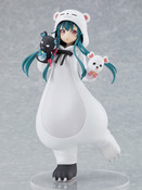 Yuna White Bear Ver Kuma Kuma Kuma Bear Pop Up Parade Figure