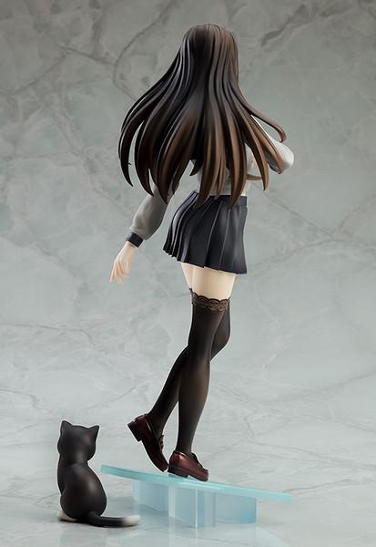Megumi Yakushiji 13 Sentinels Aegis Rim Figure