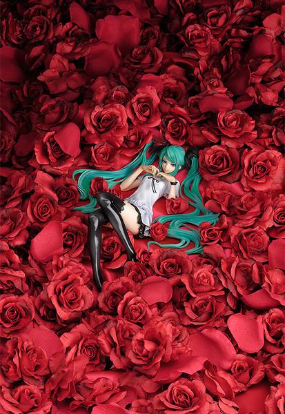Hatsune Miku (Re-run) World is Mine Brown Frame Ver Vocaloid Figure
