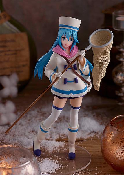 Aqua Winter Ver Konosuba Pop Up Parade Figure
