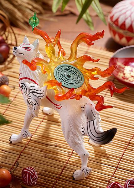 Amaterasu Okami Pop Up Parade Figure