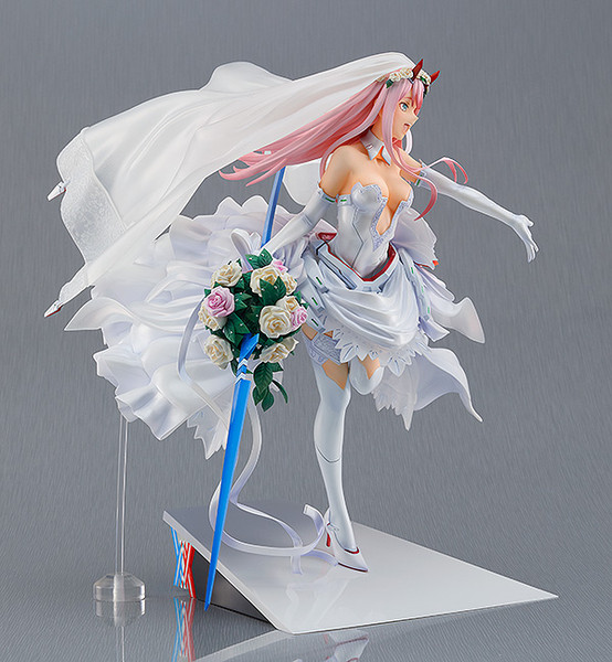 Zero Two For My Darling Ver DARLING in the FRANXX Figure