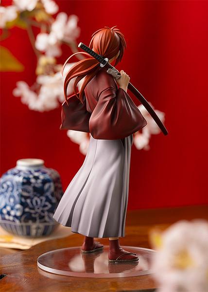 Kenshin Himura Rurouni Kenshin Pop Up Parade Figure