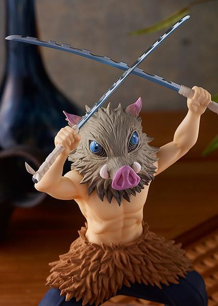 Inosuke Hashibira Demon Slayer Pop Up Parade Figure
