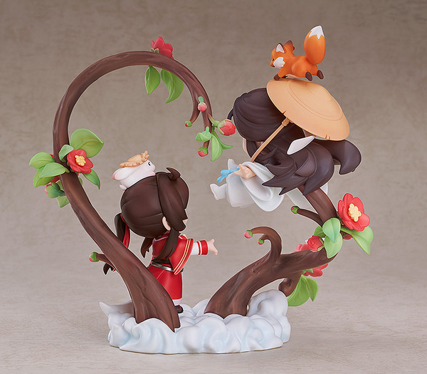 Xie Lian & San Lang Until I Reach Your Heart Ver Heaven Official's Blessing Chibi Figure