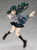 Tsuyu Asui School Uniform Ver My Hero Academia Pop Up Parade Figure
