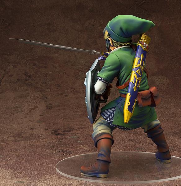 Link (Re-run) Legend of Zelda Skyward Sword Figure