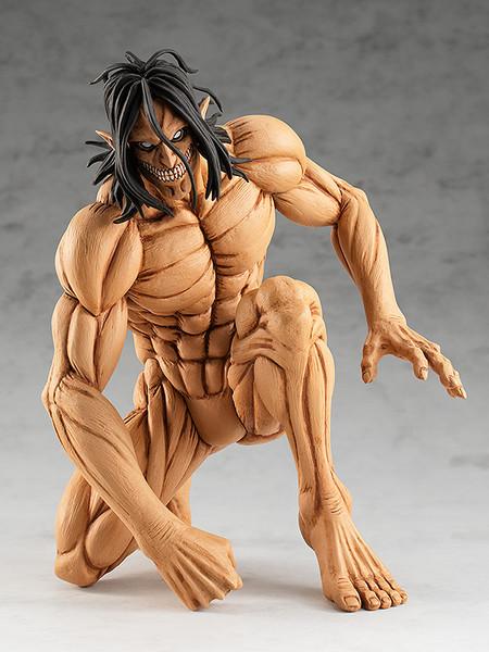 Eren Yeager Attack Titan Ver Attack on Titan Pop Up Parade Figure